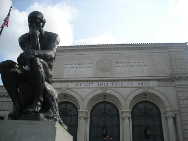 The Detroit Institute of Arts (photo by Michael Barera, via Wikipedia)