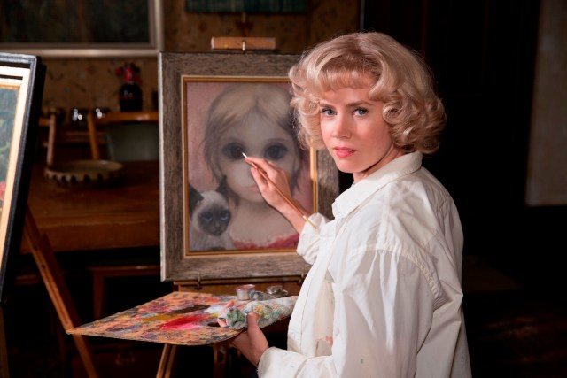 Amy Adams as Margaret Keane in 'Big Eyes' (all photos © 2014 The Weinstein Company, all rights reserved)