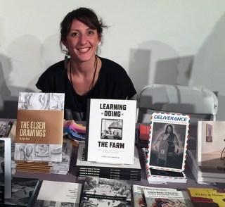 Julia Klein of Sobercove Press