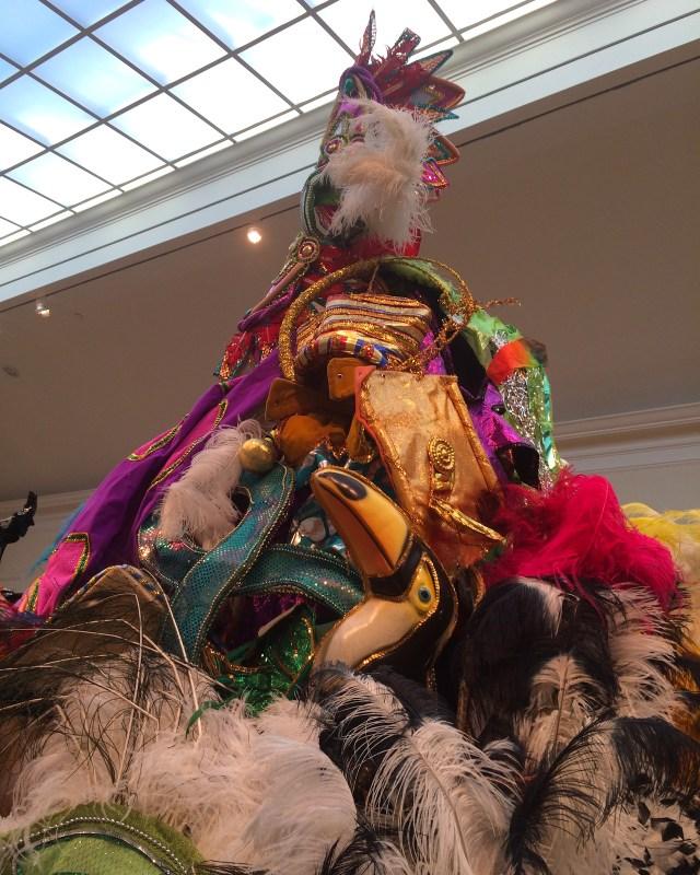 """Detail of Andrea Fraser, """"Um Monumento às Fantasias Descartadas"""" (""""A Monument to Discarded Fantasies"""") (2003)"""