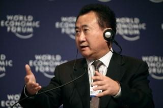 Wang Jianlin (photo via Wikipedia)
