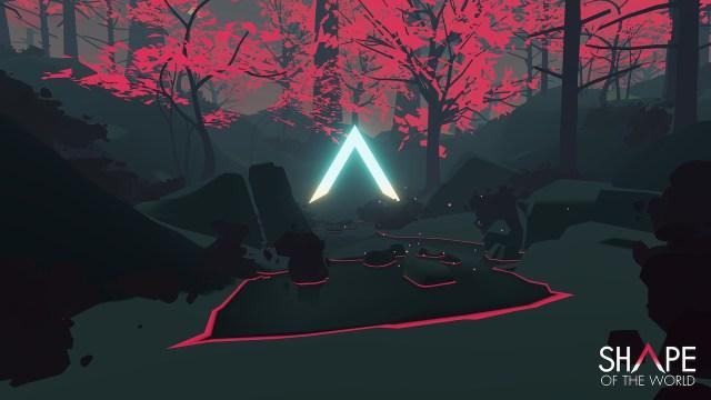 Screenshot of 'Shape of the World' (via Shape of the World Games)