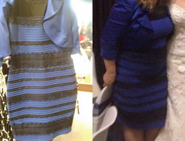 Dress Color Controversy Engulfs The Internet