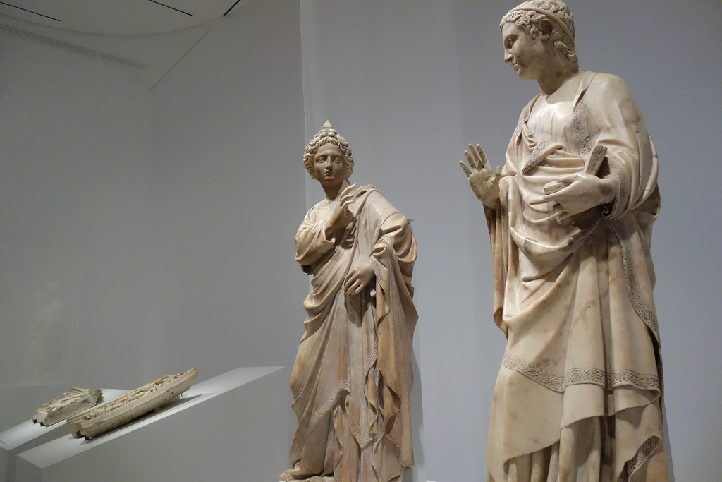 Sculpture in the Age of Donatello: Renaissance Masterpieces From Florence Cathedral at the Museum of Biblical Art
