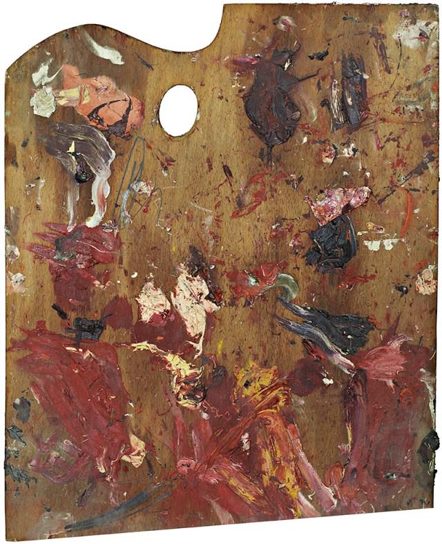CY TWOMBLY, 2007, 190x156cm, Copyright: Matthias Schaller, Collezione Nicola del Roscio, Gaeta;