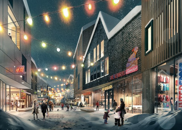 Moving a City: A Cabinet of Curiosities from Kiruna (courtesy White Arkitekter AB)