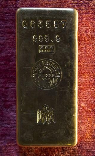 """""""Gold Ingot"""" (1970-71)"""