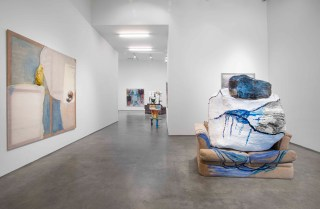 Installation view, 'Jessica Jackson Hutchins: I Do Choose' at Marianne Boesky Gallery