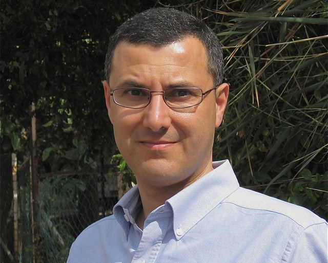 Omar Barghouti (photo provided by the author)