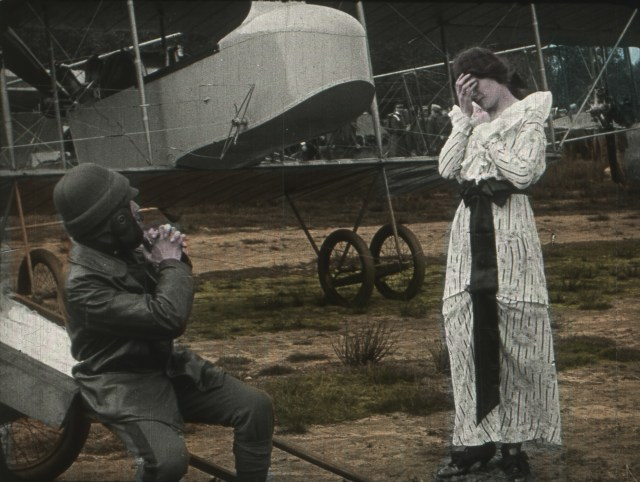Film still from 'Fantasia of Color in Early Cinema'