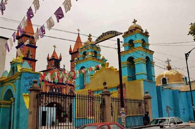 Santo Cristo in San Pablo del Monte, Tlaxcala (Image courtesy INAH)