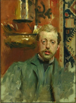 Charles Stuart Forbes, ca. 1882 or ca. 1889 Oil on canvas Huntington Library, Art Collections, and Botanical Gardens, San Marino, Gift of Virginia Steele Scott Foundation Image: © Courtesy of the Huntington