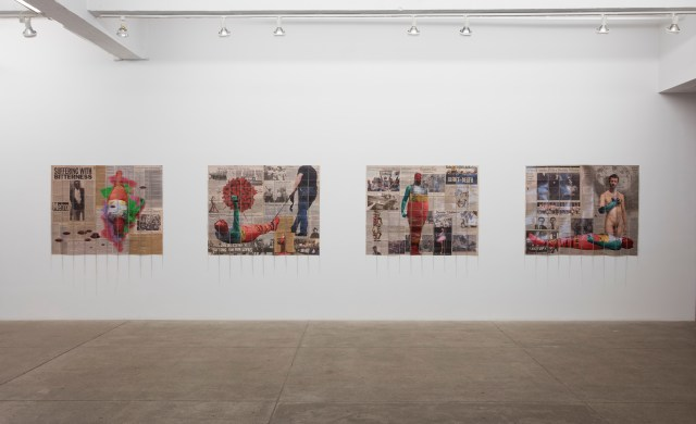 All images courtesy of the artist and P.P.O.W Gallery, New York. Photo Credit: Stan Narten.