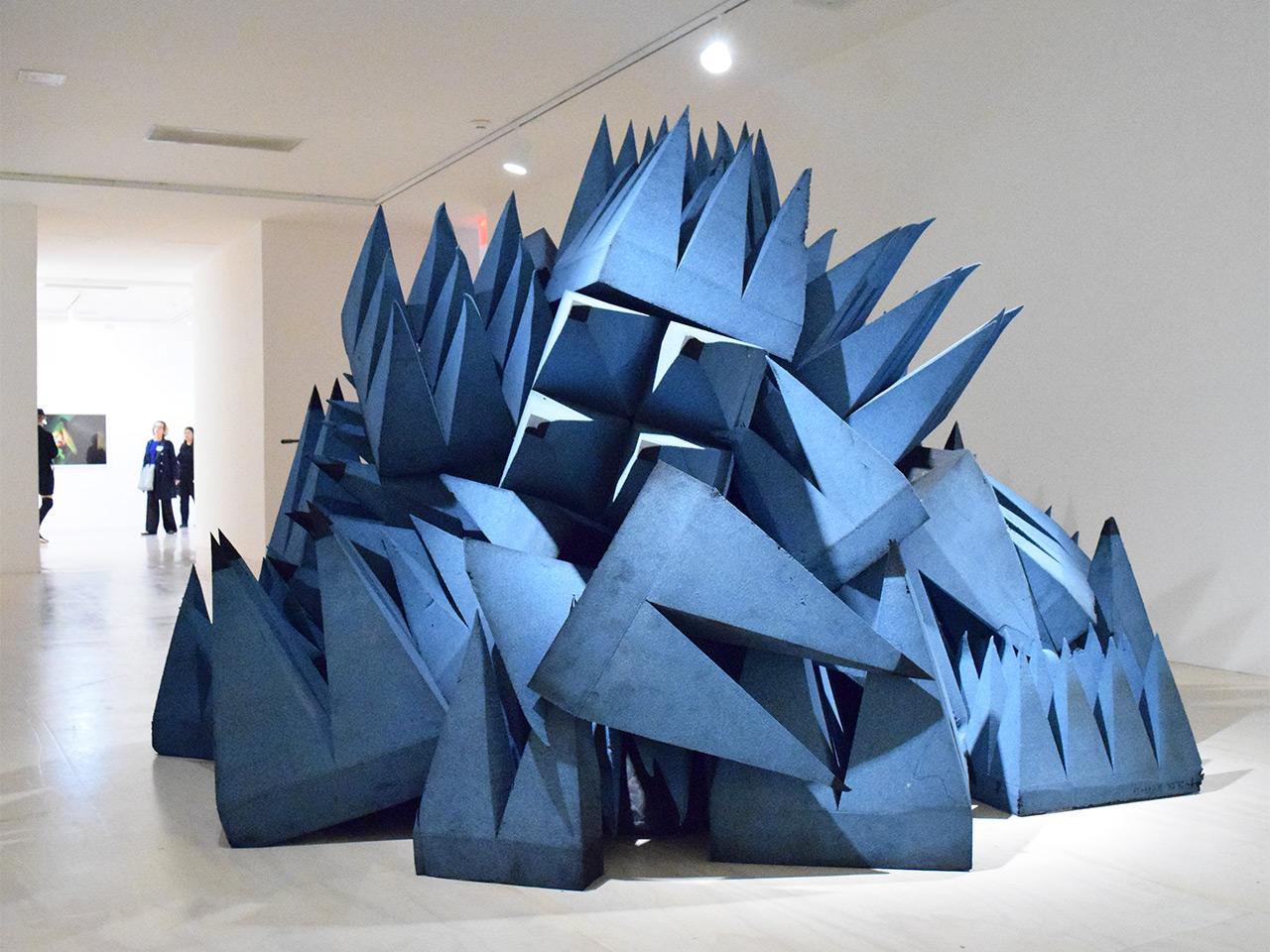 "Lutz Bacher, ""Magic Mountain"" (2015)"