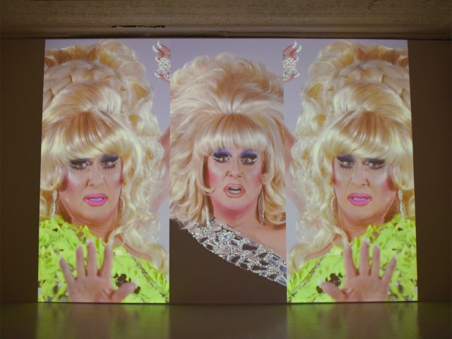 """Charles Atlas, """"Here She Is from the Waning of Justice"""" (2015)"""