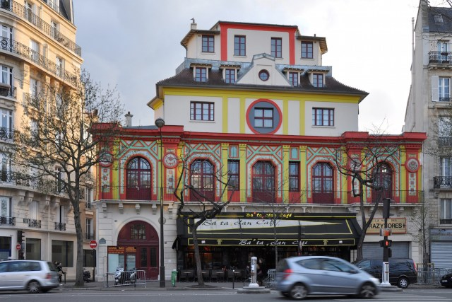 The historic Bataclan theater in Paris (Image via Wikimedia)