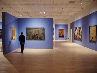 Installation view, 'Martin Wong: Human Instamatic' (click to enlarge)