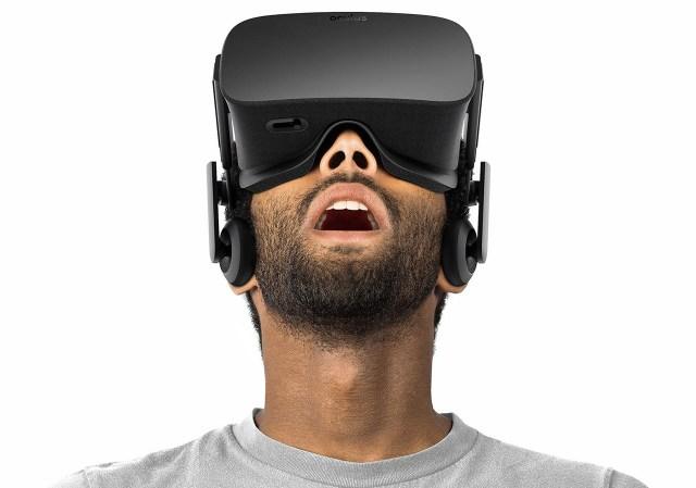 Oculus Rift (via oculus.com)