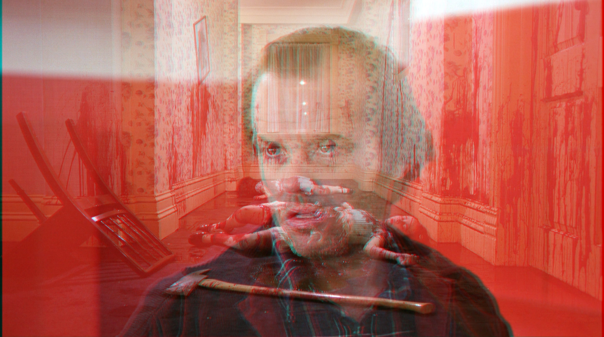Image result for the shining backwards
