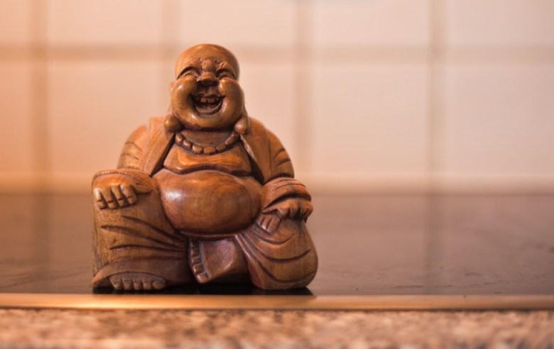Laughing Budda image via Flickr