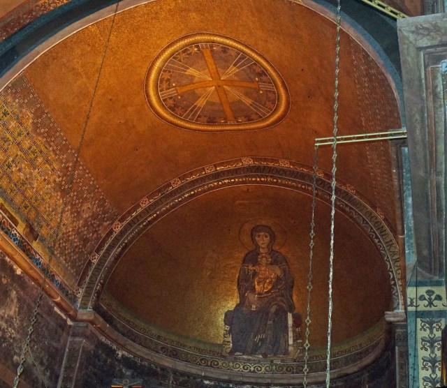Hagia Sophia in Thessaloniki, Greece