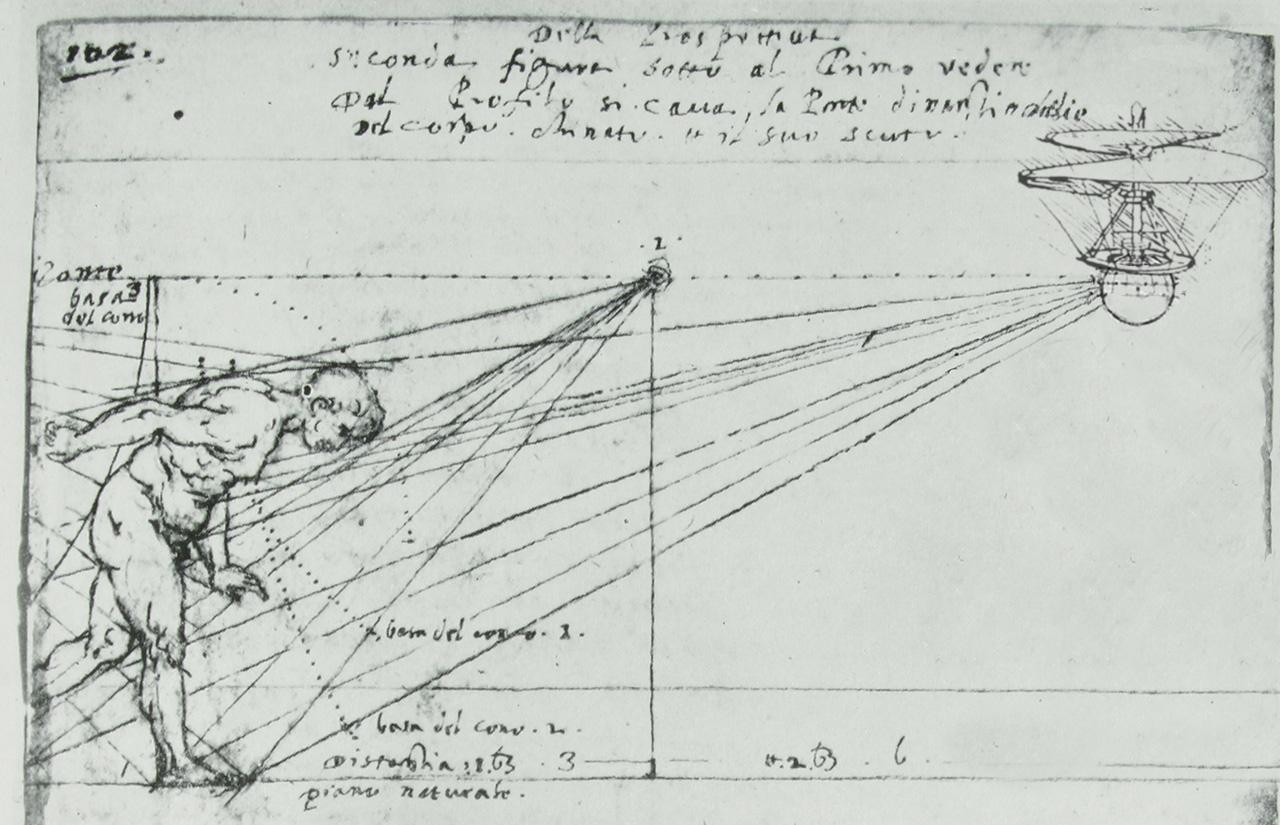 Newly Discovered Sketches Reveal Leonardo Da Vinci