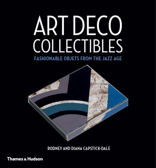 Cover of 'Art Deco Collectibles' (courtesy Thames & Hudson)