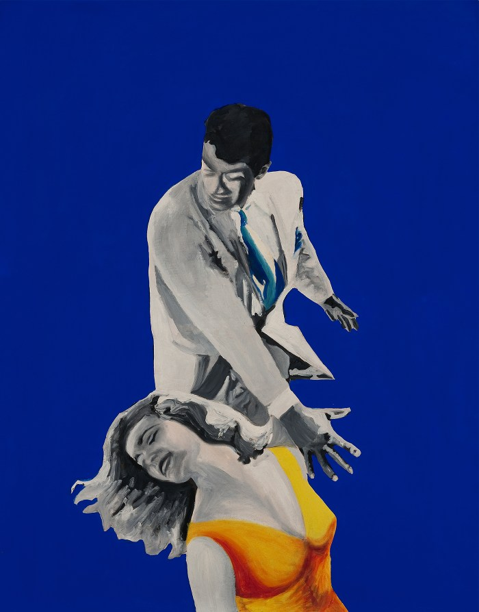 """Rosalyn Drexler, """"Put It This Way"""" (1963), Hirshhorn Museum and Sculpture Garden, Smithsonian Institution, Washington, DC (© 2016 Rosalyn Drexler / Artists Rights Society [ARS], New York and Garth Greenan Gallery, New York) (click to enlarge)"""
