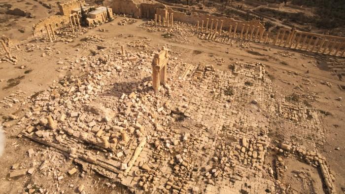Temple de Bel_Palmyre_IconemDGAM