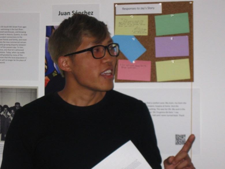 Alan Yu of Los Sures