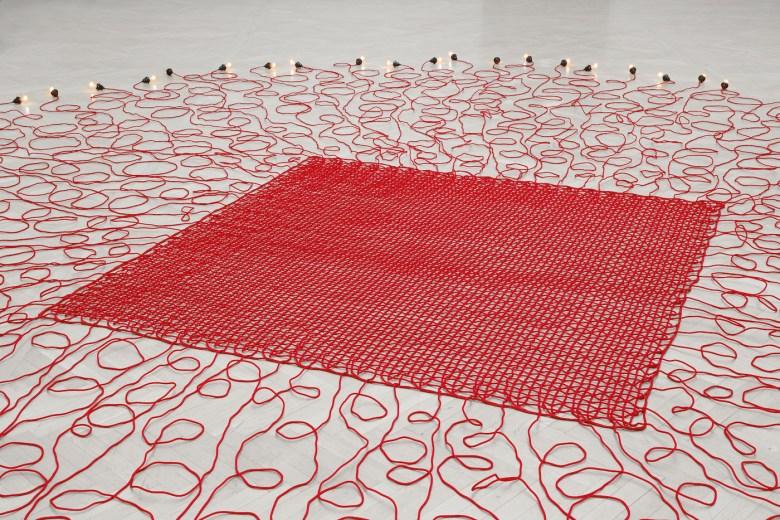 Mona_145_Undercurrent (red) 2008 Photo Stefan Rohner_41B0416