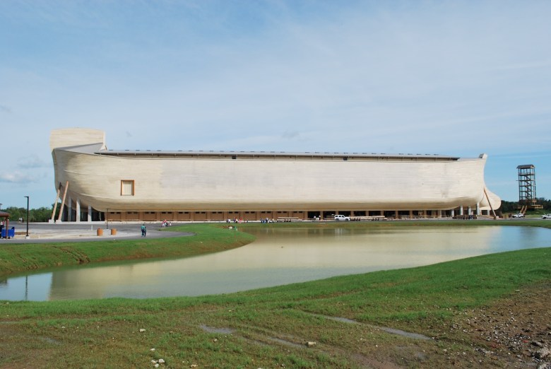 The Ark Encounter (all photos by and courtesy Riley Hay)