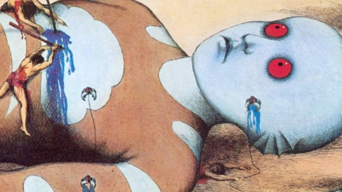 "Dir. René Laloux, ""Fantastic Planet"" (1973) (via facebook)"