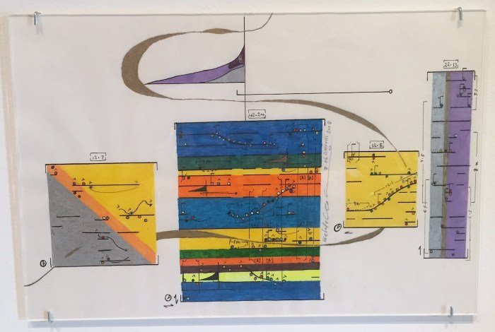 Work by Wadada Leo Smith