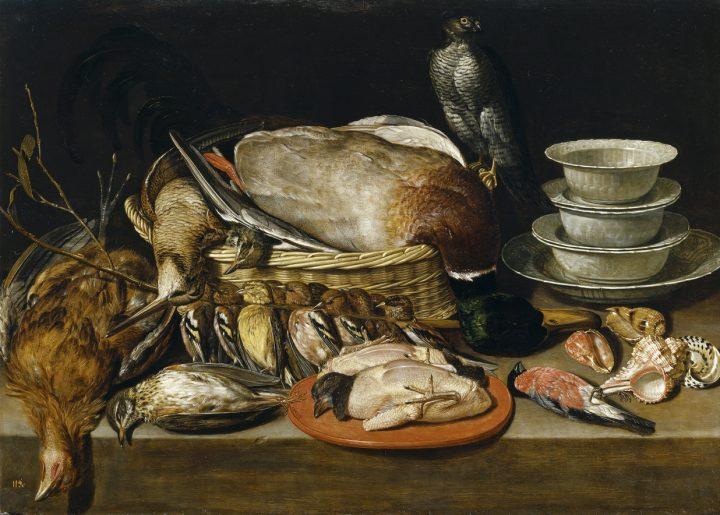 Clara Peeters, TK (1611) (image via Wikipedia)