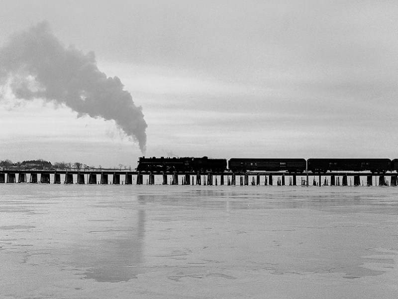 Jim Shaughnessy: Essential Witness Sixty Years of Railroad Photography