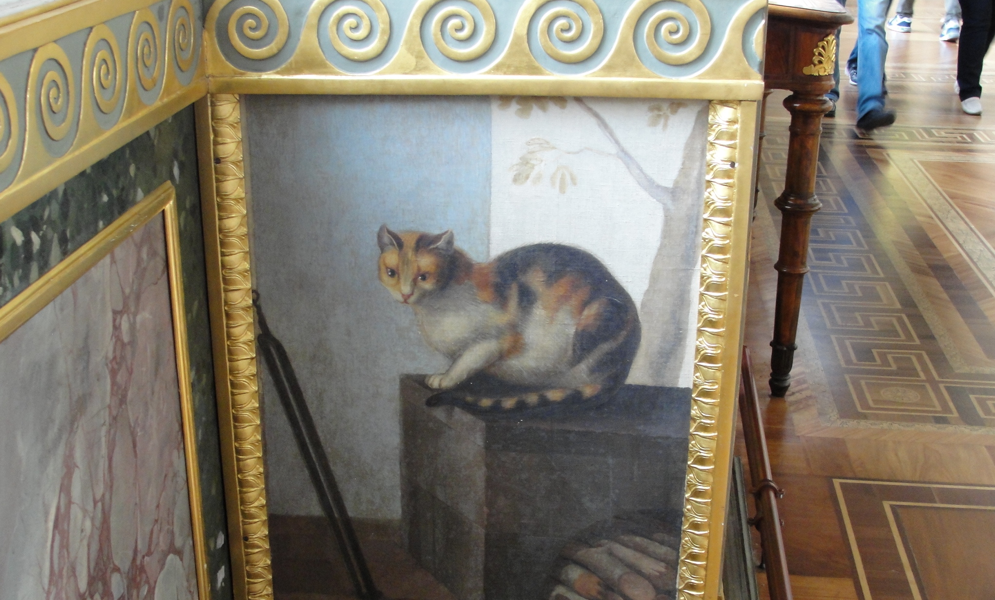 Deaf Cat From Hermitage Museum Named Russia S Official World Cup Oracle