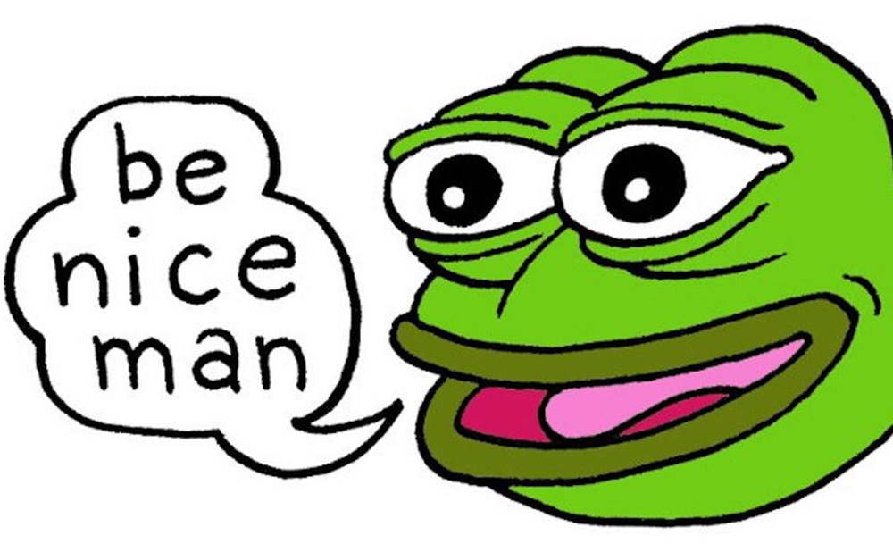 Matt Furie's Pepe the Frog (via Kickstarter)