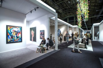 TEFAF New York's spring 2017 edition (photo by Harry Heuts, courtesy TEFAF)