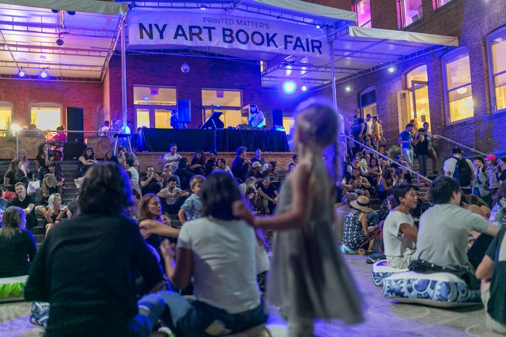 New York Art Book Fair 2017 (photo by Jesse Winter)