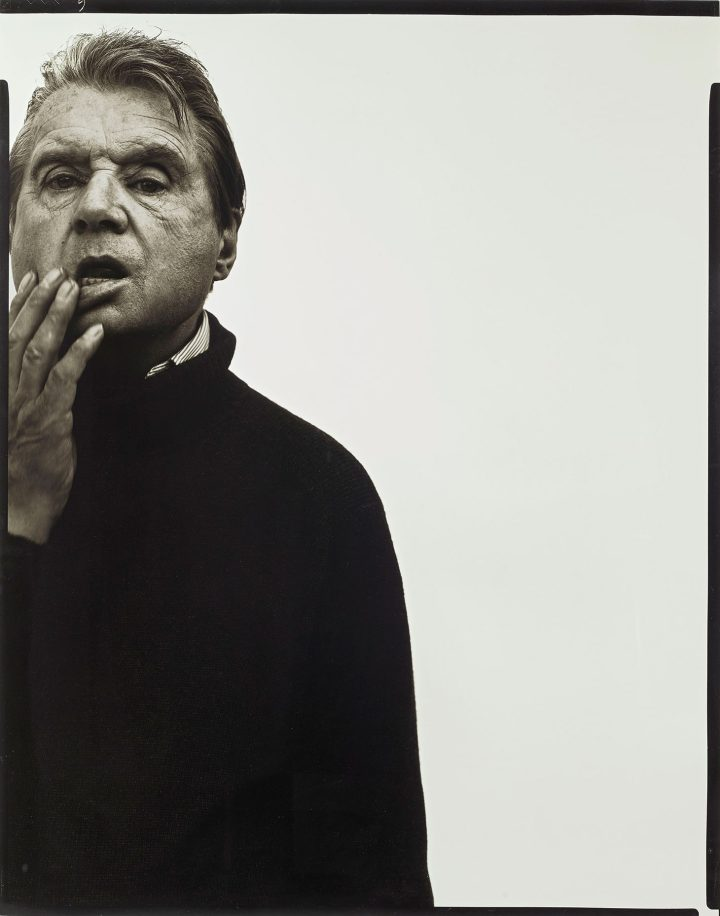 "Richard Avedon, ""Francis Bacon, Paris, 1979"" (image courtesy Christie's)"