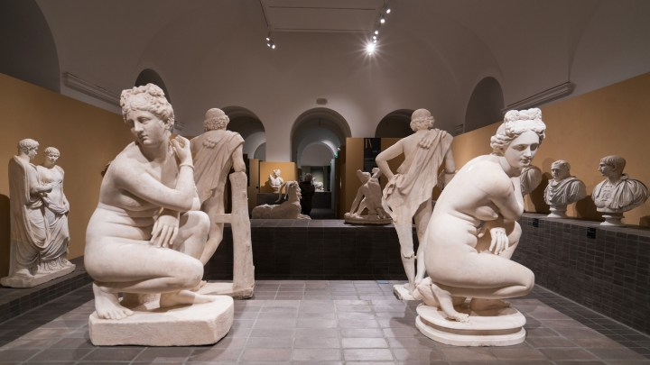 A World-Famous Ancient Collection, on Display for the First Time, Awaits Visitors in Rome