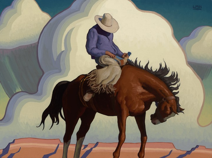 A Miniature Painting Sale From Artists of the American West