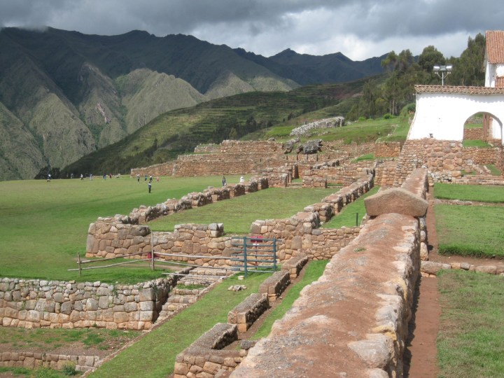 A Sacred Incan Site Is Threatened by a New Airport
