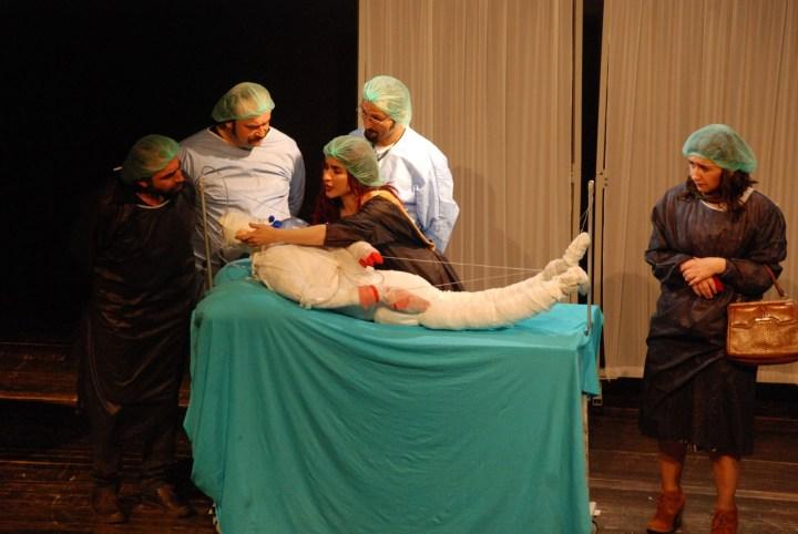 "Theater Ensemble Targeted in Turkey for Kurdish Performances; Accused of ""Terrorist Propaganda"""