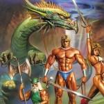 I videogiochi di Golden Axe