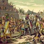 Le cause della caduta dell'impero degli aztechi
