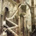 Mervin Peake e la trilogia di Gormenghast