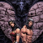 Conan e Wonder Woman in un crossover a fumetti