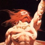 """Recensione: """"Il Guerriero dell'Anello"""" (Bloodstone, 1975) di Karl Edward Wagner – La saga di Kane #1"""
